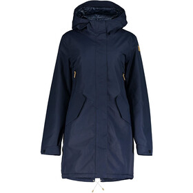 Icepeak Ep Addis Parka Women dark blue